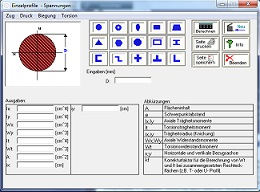 Screenshot Software FSTATIK